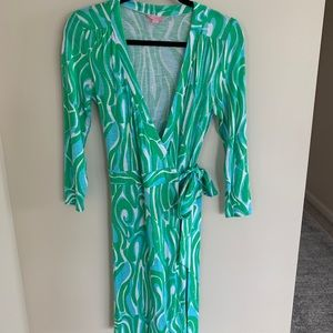 Lilly Pulitzer Resort White Finders Keepers Wrap
